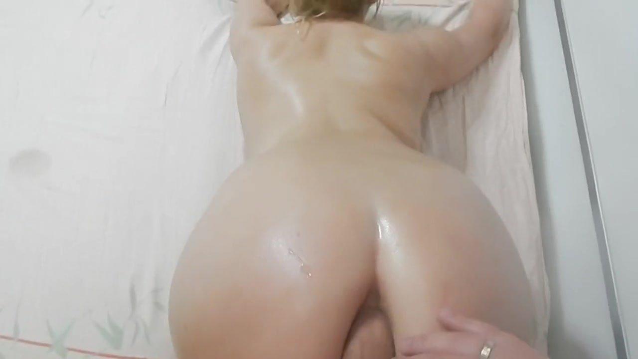 Porn blondine
